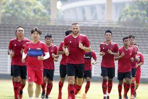 'ĐT Indonesia sẽ đạt thể lực và phong độ cao nhất khi đấu ĐT Việt Nam'