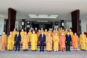 Chủ tịch nước: Phật giáo luôn có vai trò quan trọng trong việc 'Hộ quốc, an dân'