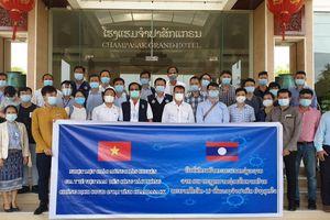 Số ca mắc Covid-19 tăng, Việt Nam đề xuất nhiều biện pháp hỗ trợ Lào chống dịch