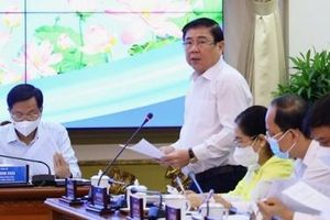 TP.HCM kiến nghị Chính phủ 'bơm' vốn để làm các dự án cao tốc, đường vành đai