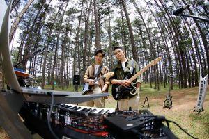 K-ICM kết hợp với thành viên ZINO nhóm nhạc MONSTAR: Cái bắt tay đầy ngẫu hứng