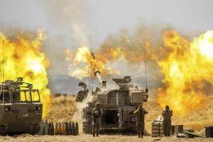 Xung đột leo thang, dải Gaza chìm trong khói lửa