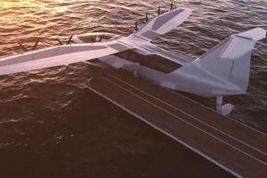 Mô hình thủy phi cơ điện của Mỹ đạt tốc độ gần 300km/h
