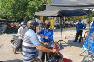 Trước khi phát hiện mắc COVID-19, 2 lái xe tại Đà Nẵng từng vào KCN ở Quảng Nam