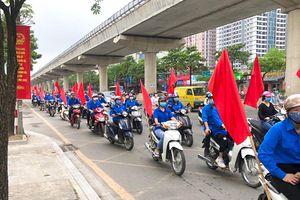 Hà Nội: Không khí ngày hội bầu cử lan tỏa khắp các địa phương