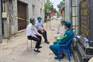 26 trường hợp F1 tại huyện Thanh Oai có kết quả xét nghiệm âm tính lần 1