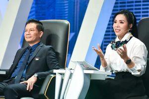 CEO Lưu Nga nói về màn 'thả thính' gây sốc của Shark Phú: 'Đánh giá con người không thể chỉ qua một câu nói'