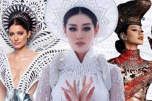 Kén Em bất ngờ gặp sự cố nhưng Hoa hậu Khánh Vân vẫn xử lý hoàn hảo nhờ thần thái đỉnh cao
