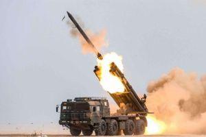 Trung Quốc triển khai hệ thống rocket phóng loạt PHL-03 đến gần biên giới Ấn Độ