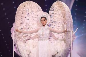 Hoa hậu Khánh Vân mang 'Kén Em' đến với Miss Universe 2021