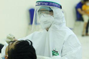 Hà Nội: Một bác sĩ BV Phổi Trung ương dương tính SARS-CoV-2