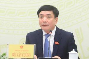 Bộ Công an đề xuất xóa tên ông Nguyễn Quang Tuấn khỏi danh sách ứng cử