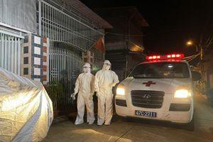 Đắk Lắk thêm 1 người dương tính SARS-CoV-2, về từ Bắc Ninh