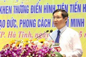 TP Hà Tĩnh: Tôn vinh 56 điển hình học tập và làm theo Bác
