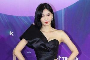 'Ác nữ' Kim So Yeon cảm ơn chồng khi thắng giải Baeksang