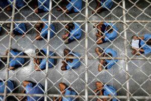 Hiểm họa từ sau song sắt ở Thái Lan
