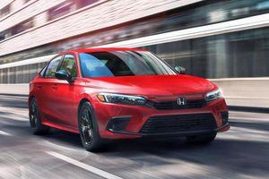 Honda Civic 2022 đã chốt giá, sẽ bán ra ngày 16/6