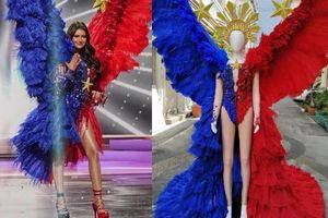 Hoa hậu Philippines gợi nhớ đến thiên thần nội y tại Miss Universe