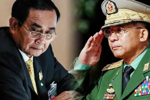 Thủ tướng Thái và thống tướng Myanmar liên lạc qua kênh hậu trường