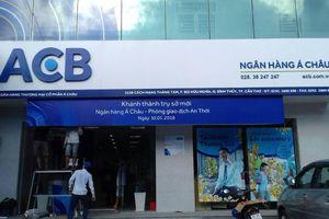 ACB được chấp thuận tăng vốn lên hơn 27.000 tỷ đồng