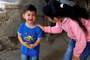 Cả gia đình một thai phụ thiệt mạng trong cuộc không kích của Israel