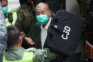 Trùm truyền thông Hong Kong Jimmy Lai bị đóng băng tài sản