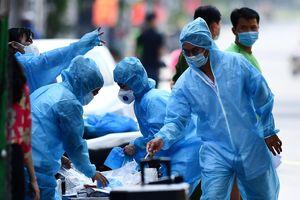 105 hành khách đi chung chuyến bay với người nhiễm nCoV