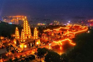 Những điểm đến tâm linh kỳ vĩ bậc nhất Quảng Ninh