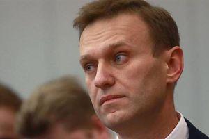 Ông Navalny lại kiện ngược nhà tù