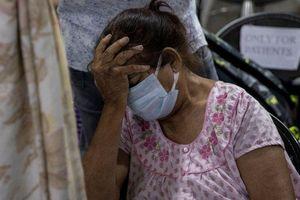 Ấn Độ ghi nhận ca tử vong mới cao kỷ lục