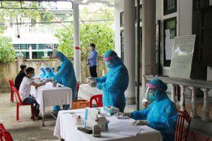 Quảng Trị: Lập chốt kiểm tra, rà soát toàn bộ người trở về từ Đà Nẵng
