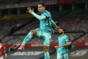 Man United phơi áo 2-4 trước Liverpool trên sân nhà