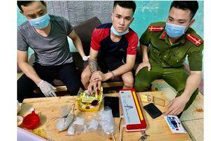 Bắt 'đầu nậu' ma túy ở Thanh Hóa
