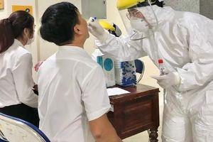 Kết quả xét nghiệm SARS- CoV-2 cho 42 nhân viên bưu điện Quảng Ngãi ra sao?