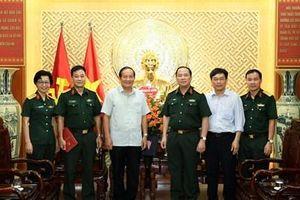 Phối hợp đẩy mạnh tuyên truyền kỷ niệm 60 năm thảm họa da cam ở Việt Nam
