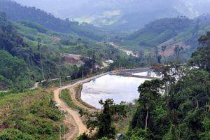 Công ty Vàng Phước Sơn 'đứt cáp quan trắc nước thải'?