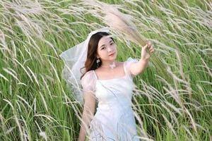 Giới trẻ TP. HCM mê mẩn với đồng cỏ lau