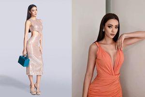 Hoa hậu Thái Lan khoe kho trang phục cực sành điệu, sexy ở Miss Universe