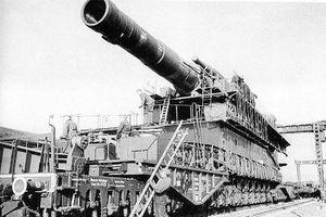 Khẩu siêu pháo của Hitler - Vũ khí vô dụng nhất từng được chế tạo (P2)