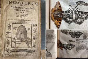 Phát hiện bất ngờ trong cuốn sách cổ tại Đại học nổi tiếng nước Anh