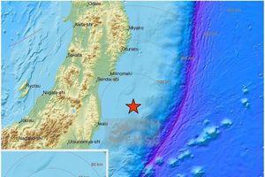 Video động đất mạnh rung chuyển Nhật Bản
