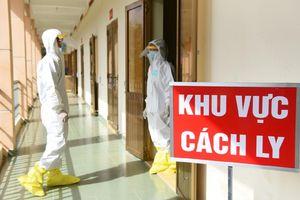 Thái Bình: Thêm 1 trường hợp dương tính SARS-CoV-2
