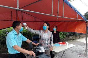 Đông Anh – Hà Nội: Đề xuất Thủ tướng tặng Bằng khen vì cách ly 3 lớp chống dịch