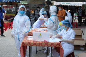 Đà Nẵng: Cháu bé 7 tuổi dương tính SARS-CoV-2
