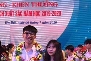Học sinh duy nhất tỉnh Yên Bái được tuyển thẳng Đại học