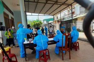 Đắk Lắk: Phát hiện trường hợp dương tính SAR-CoV-2 liên quan đến ổ dịch Mão Điền