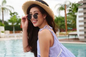 Gây ấn tượng với trang phục truyền thống, hoa hậu Khánh Vân tự tin bước vào các phần thi Bán kết tại Miss Universe