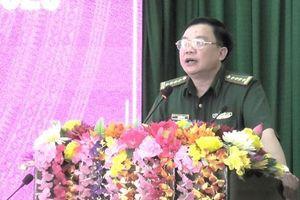 Phó Chính ủy BĐBP Hà Giang tiếp xúc cử tri huyện Đồng Văn, tỉnh Hà Giang