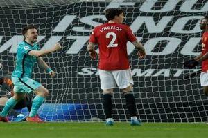 Thắng thuyết phục trước Man United, Liverpool sáng cửa vào top 4