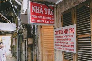 Rà soát để siết thuế cho thuê nhà và chống chuyển giá
